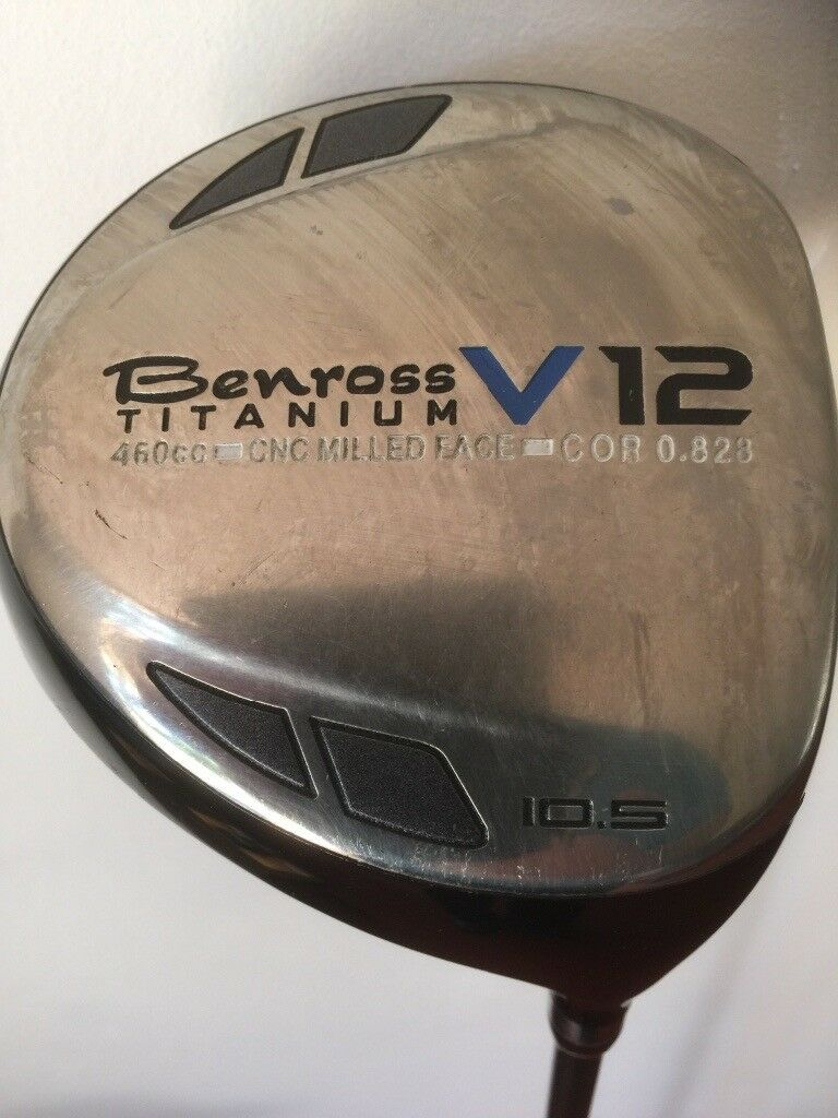 Benross v12 golf driver £29. 99 | picclick uk.