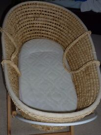Mosses basket and covers