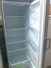 Fridge, Tall silver indesit