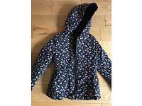 Girls reversible coat
