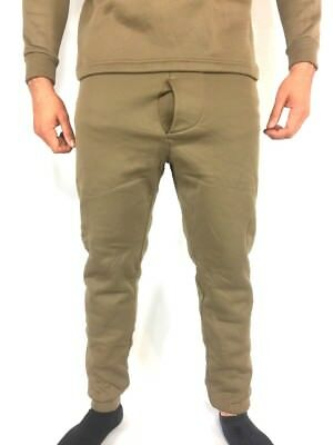 Cold Weather Polypropylene Underwear Bottom (NEW Polypropylene Thermal Underwear, Army Cold Weather Pants, Military Issue )