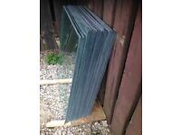 New toughened greenhouse glass chester wrexham