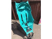 Quinny Yezz travel buggy stroller