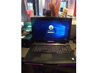 Dell Alienware 18 32GB cORE 17 2014 MODEL