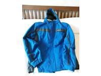 Men's ski jacket and salopets
