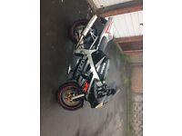 GsXR 600 £2000