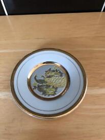 The art of chokin plate