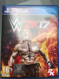 W2K17 for sale for PS4