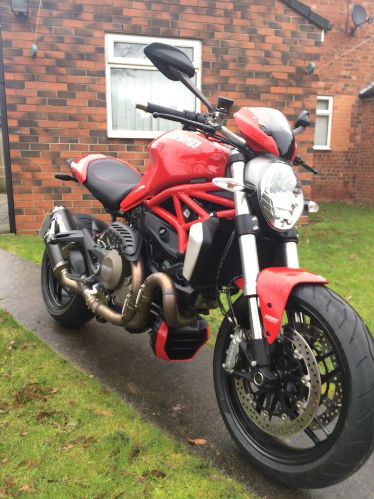 Ducati Monster 1200 Low Mileage In Hull East Yorkshire Gumtree