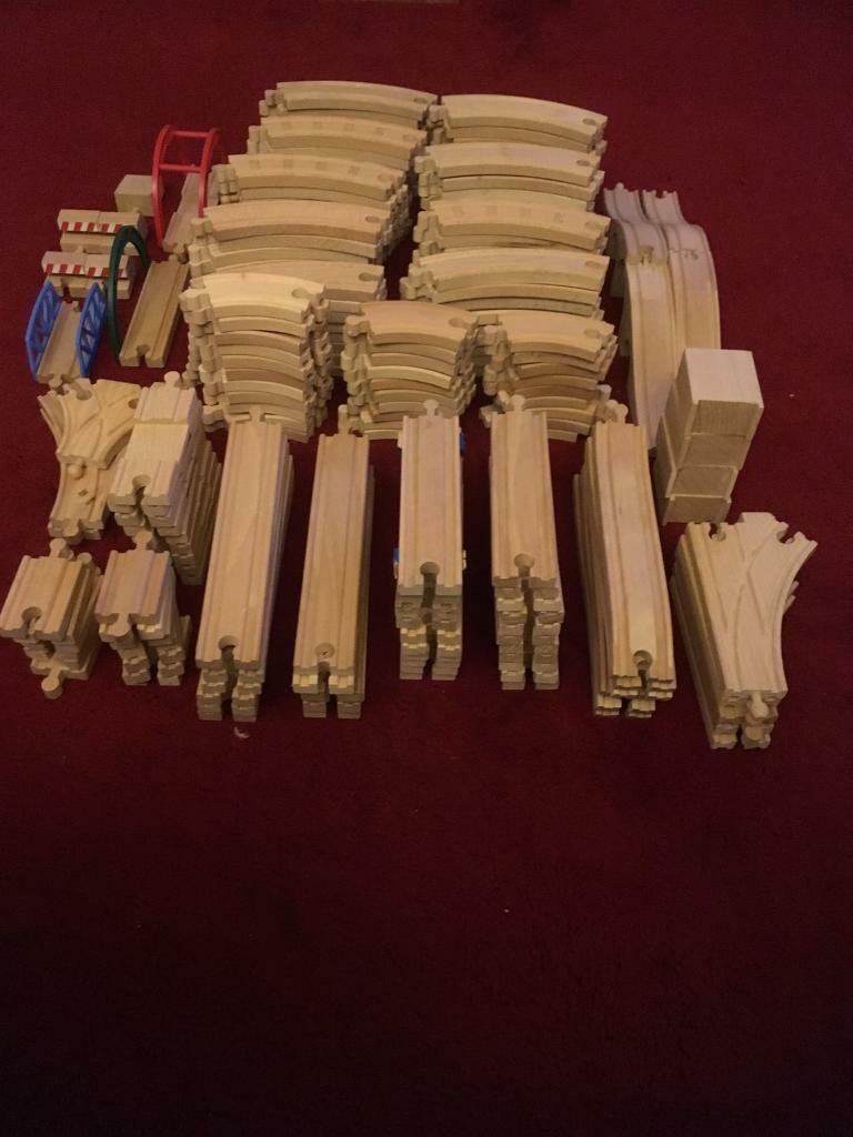 Brio Train Track Wooden Trains Trucks Etc In Little Lever Manchester Gumtree
