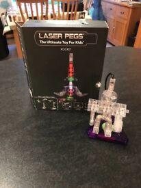 Laser Pegs Rocket 6 in 1 Set