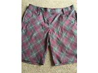 Ladies Golf Callaway Shorts