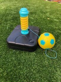 Football swing ball
