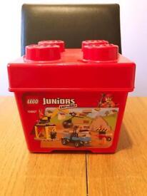 Lego 10667 Juniors Construction Bucket