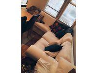 IKEA Corner Sofa - large, comfy, £270 ONO