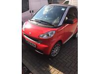 2009 smart passion cdi LOW MILEAGE