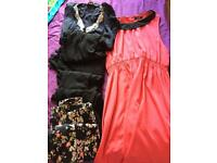 Size 18 maternity bundle