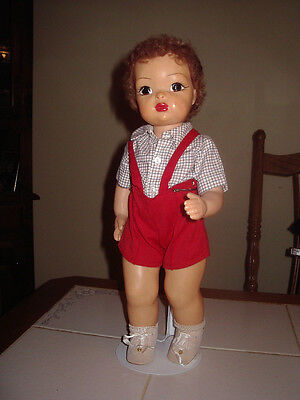Terri Lee Jerri Lee 1950s 16in Doll in Orig Tagged Outfit Excellent
