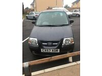 Excellent condition 57 plate Hyundai Amica 5 door hatchback.