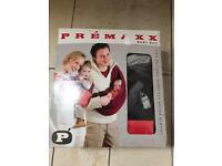 Grey Premaxx Baby Bag / Sling