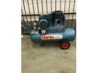 Clark 9cfm air compressor now sold