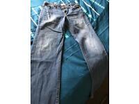 """Bench jeans 30"""" waist 34"""" leg"""