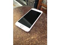 Great condition iphone 6s rose gold EE