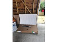 Stelrad single radiator