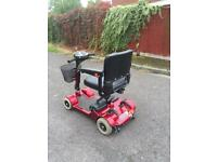 STERLING SAPPHIRE CAR BOOT MOBILITY SCOOTER