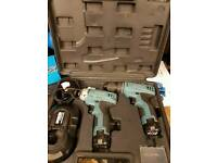 Erbauer drill and impact driver