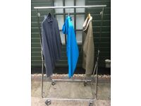 Folding Clothing Stand