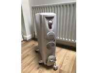 2kw Oil filled radiator ( Oil heater) - Excellent Condition - Like New