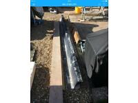 Catnic steel lintel