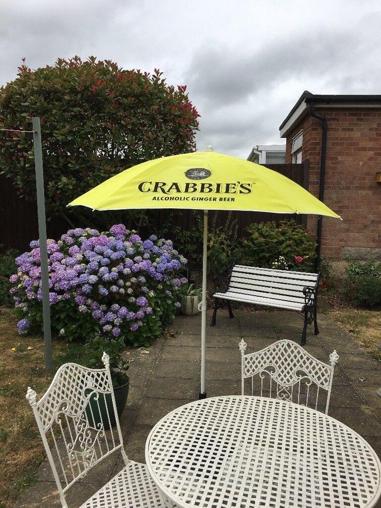Crabbies Square Garden Parasols In Cromer Norfolk Gumtree