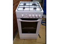 Gorengie gas cooker with grill