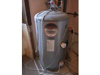 Hot Water Cylinder- Albion Ultrasteel