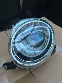 FIAT PUNTO 500L 2015 HELOGEEN GINUINE LEFT HEADLIGHT
