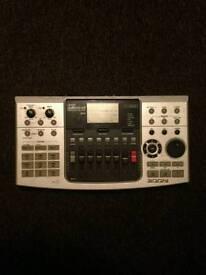 Zoom Mrs-8 digital recording studio