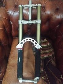 Marzocchi Monster DownHill Shocks Old School (£250 Shocks Only)