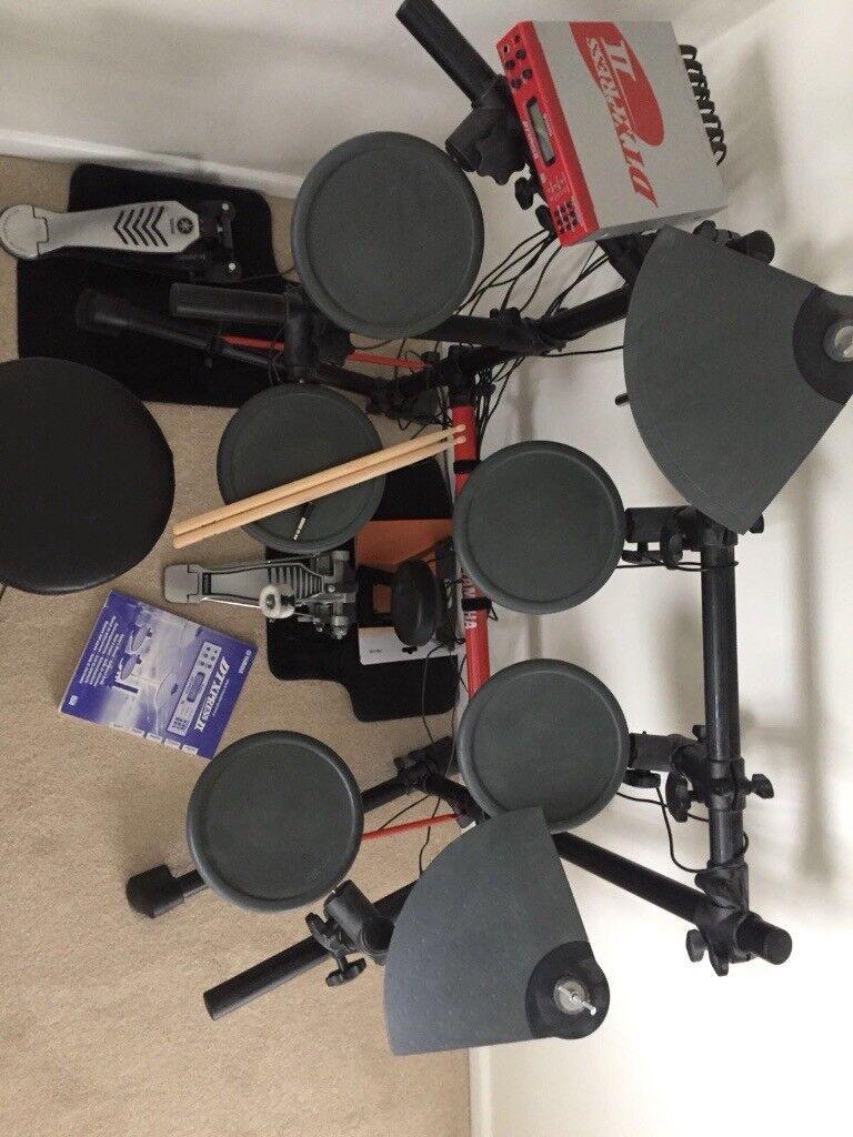 Yamaha DTXPRESS II Electronic Drum Kiy  67359a1ce