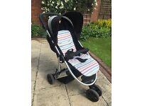 Mamas and papas Luna mix stroller