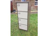Roneo filing cabinet