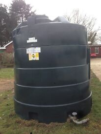 Titan 5000 litre Bunded Tank for sale