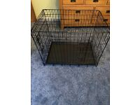 Almost New Dog Crate For Sale