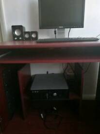 Pc desktop +pc desk