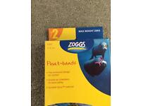 Zoggs swimming arm bands age 3-6