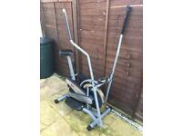 Cross trainer £20 local collection