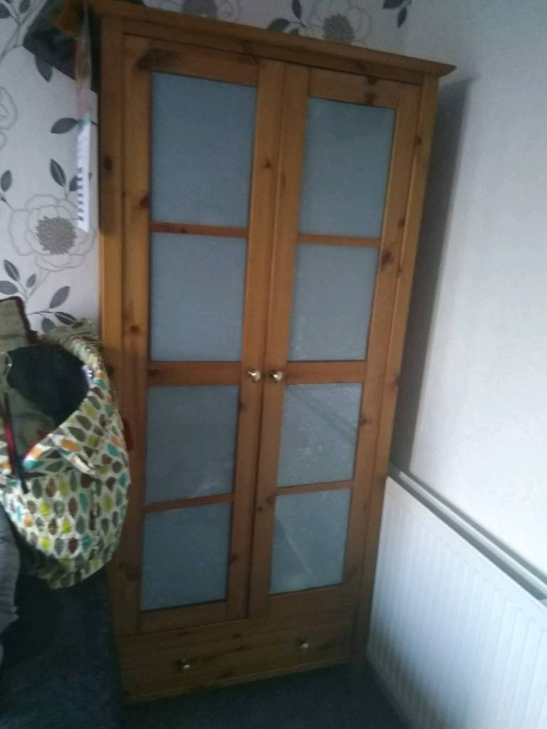 Solid Pine Cabinet Sfs In York North Yorkshire Gumtree