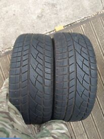 Winter tyres 215 /45/17
