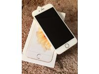 iPhone 6s 64gb Excellent Condition (locked to three)